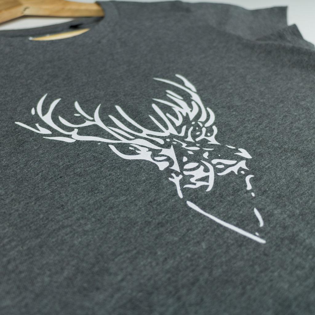 Hjort T-shirt Detail